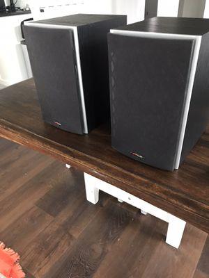 Polk Audio Bookshelf Speakers for Sale in Dundee, OR
