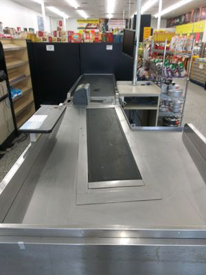 Counter/ checkout lane for Sale in Tampa, FL