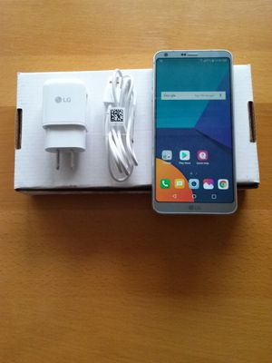 LG G6 32Gb T-Mobile Metro pcs for Sale in Alexandria, VA