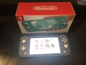 Nintendo Switch Lite (Black) for Sale in Dallas, TX