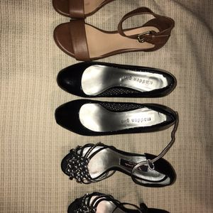 3 Pairs Of size 7 Heels for Sale in Elgin, IL