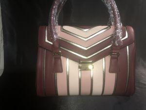 BRAND NEW BURGUNDY & PINK BEAUTY!! for Sale in Cleveland, OH
