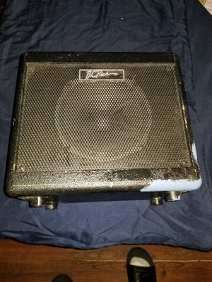 B.C. Rich 25 watt guitar amp for Sale in Fresno, CA