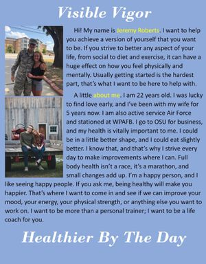 Personal Trainer / Health Coach for Sale in Orient, OH