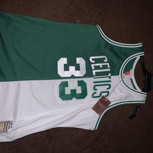 mitchell and ness celtics jersey for Sale in Las Vegas, NV