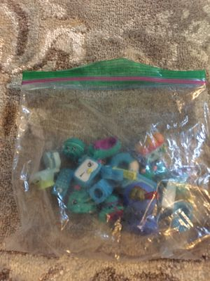 Teal blue shopkins for Sale in Odenton, MD