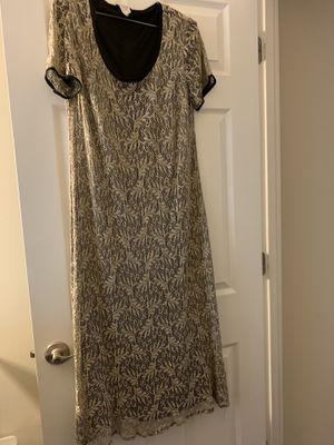 Black & Gold dress for Sale in Washington, DC
