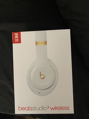 Beats Studio 3 wireless headphones for Sale in Miami Beach, FL