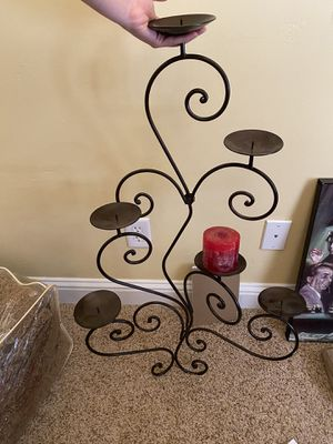 Wall Candle decor for Sale in Sanger, CA
