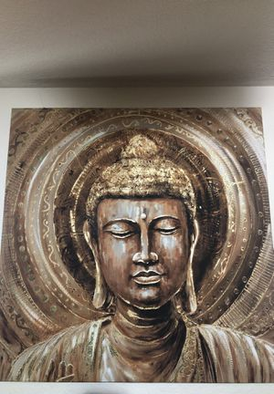 Buddha paintings two different ones for Sale in Stockton, CA