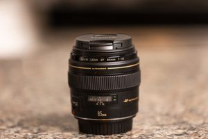 Canon 85mm F1.8 Prime Lens! for Sale in Los Angeles, CA