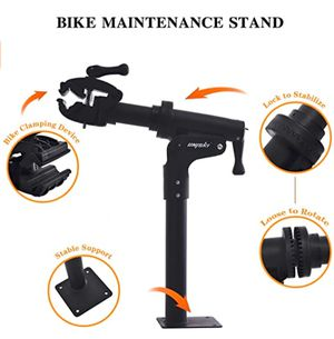 Foldable Mountain Bike Repair Rack Stand for Sale in Santa Clarita, CA