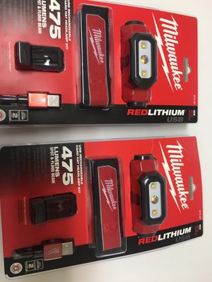 Brand New rechargeable headlamps $40 each for Sale in Houston, TX
