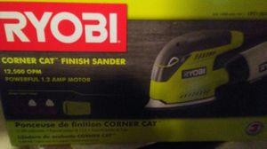 Ryobi. Sander brand new for Sale in Jacksonville, FL