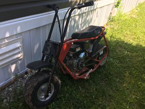 Coleman Mini Bike for Sale in Westland, MI