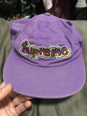 Supreme gonz hat purple for Sale in San Diego, CA