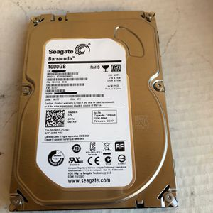 1T hard drive for Sale in Fremont, CA