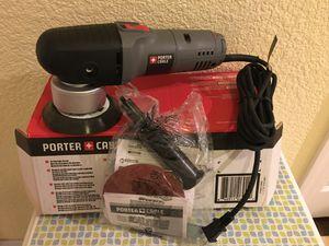 "NEW! Porter Cable 5"" variable speed random orbital sander for Sale in Long Beach, CA"