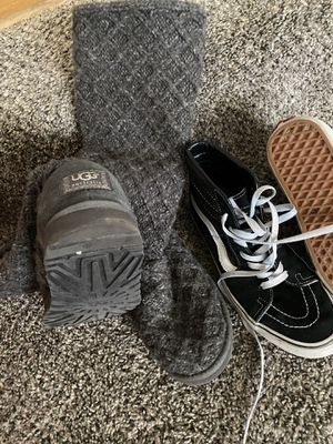 Uggs and vans good shape 7.5 for Sale in Arvada, CO