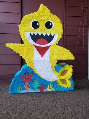 Baby shark piñata for Sale in Salt Lake City, UT