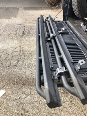 2016 Jeep JKU Rubicon Hardrock sliders and parts. for Sale in East Los Angeles, CA