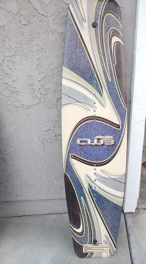 Wakeboard for sale. Board Only, No Bindings for Sale in Riverside, CA