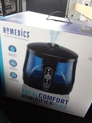 Homemedics Total Comfort Humidifier Plus for Sale in Happy Valley, OR