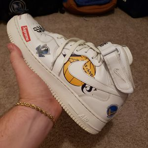 Supreme nike air force for Sale in Arrington, TN