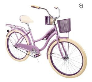 "Huffy 24"" Nel Lusso cruiser girls bike purple for Sale in Issaquah, WA"