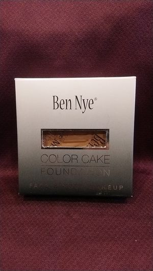 Ben Nye Color Cake Foundation (PC-43 Chinese) for Sale in Ontario, CA