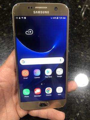 Samsung Galaxy s7. Good condition. Factory unlocked. for Sale in Glendale, AZ