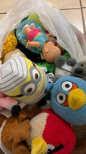 Plushy toys for Sale in Vista, CA