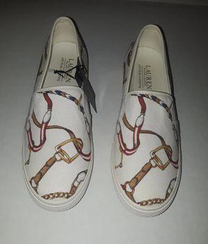 Lauren Ralph Lauren Jiny Van Slip Ons for Sale in Somerset, NJ