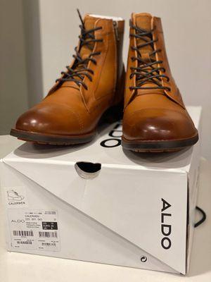 Aldo Calerwen Mens Dress Boot Size 10 for Sale in Elizabeth, NJ