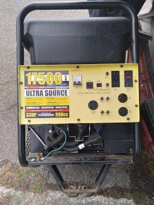 17500 watts gaurdian ultra source generator for Sale in Joint Base Lewis-McChord, WA