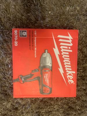 Miliwaukee impact Wrench for Sale in Denver, CO