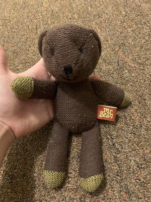 Mr bean teddy bear for Sale in Boston, MA