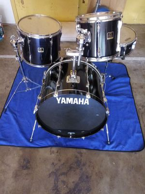BLUE YAMAHA STAGE CUSTOM for Sale in Haltom City, TX