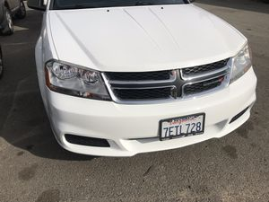2014 dodge avenger runs and drive very well. Low miles for Sale in Sacramento, CA
