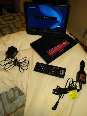 Sony portable DVD player for Sale in Litchfield Park, AZ