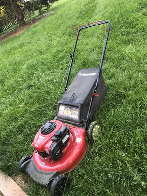 Lawn Mower for sale for Sale in Frederick, MD