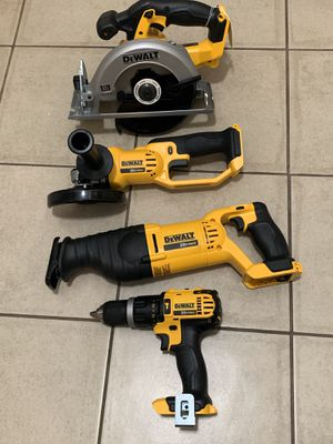 New 20v Dewalt tools $70 each for Sale in Los Angeles, CA