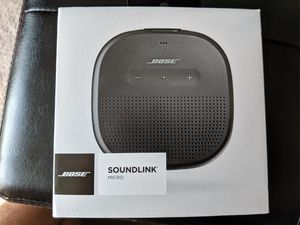 Bose Soundlink Micro for Sale in Arlington Heights, IL