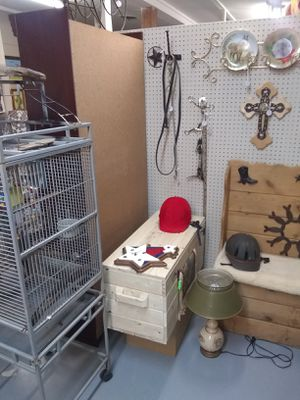 My name bird or squirrel cage for Sale in Brownsboro, TX