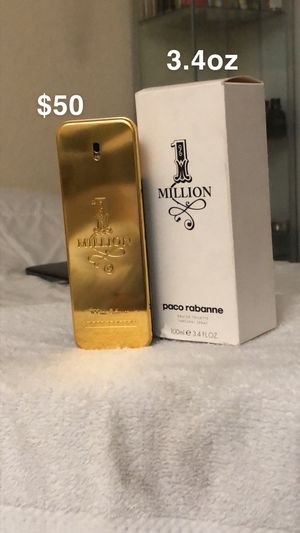 MENS Paco Rabonne 1 Million 3.4oz *NEW* for Sale in Sacramento, CA