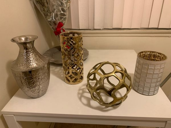 Home Decorations Gold/Silver