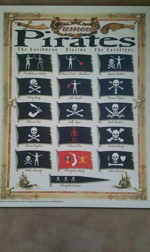 Pirates picture frame for Sale in Seattle, WA