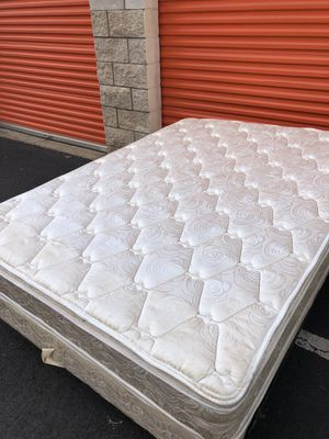 Delivered queen bed for Sale in Waipahu, HI