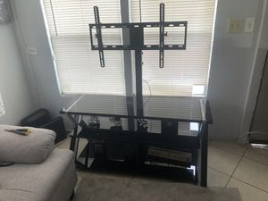 "Tv Stand 55"" up for Sale in Bartow, FL"