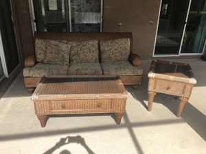 Outdoor patio furniture 4 pcs for Sale in Port St. Lucie, FL